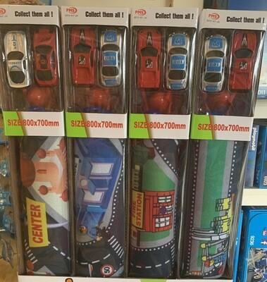 Car Mat With Cars