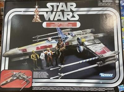 Star Wars Luke Sky Walkers X-Wing
