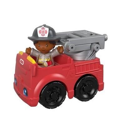 Little People Fire Truck & Fireman