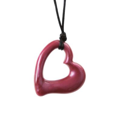 Chewigem Red Miller Heart