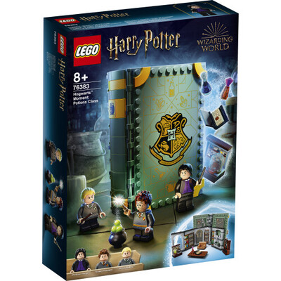 76383 Hogwarts Moment Potions Class