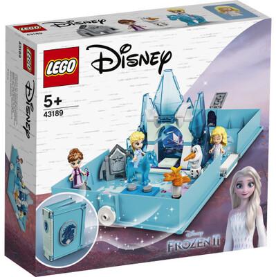 43189 Disney Frozen Elsa and the Nokk Storybook