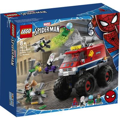 76174 Spider-Man's Monster Truck
