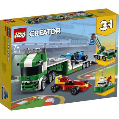31113 Race Car Transporter