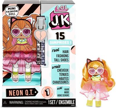 LOL Surprise JK Neon QT