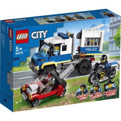 60276 Police Prisoner Transporter