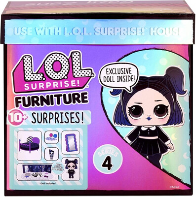 LOL Surprise Dusk & Cozy Zone