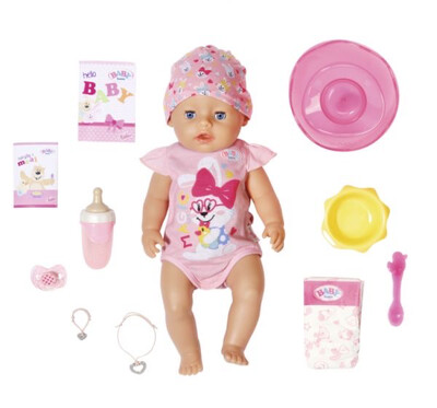 Baby Born Magic Doll
