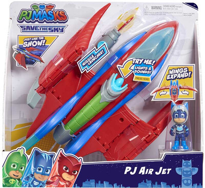PJ Mask Air Jet Play Set