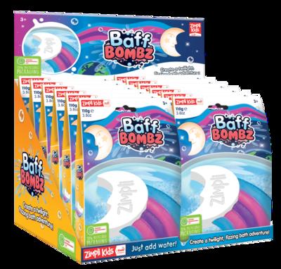 Moon Baff Bombz