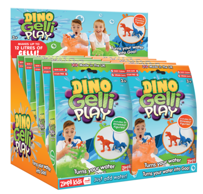 Dino Gelli Play 🧡 ORANGE 🧡