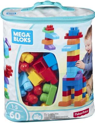 Mega Bloks 60pc Bag