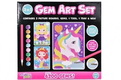 Unicorn Gem Art Kit
