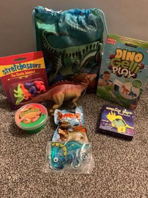 Dinosaur Sensory Gift Bag