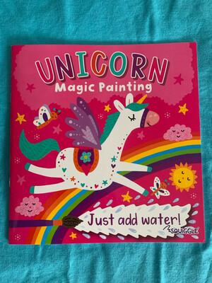 Unicorn Magic Painting