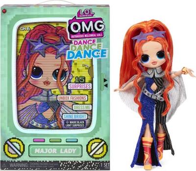 LOL Surprise Dance Major Lady Omg