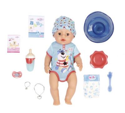 Baby Born Magic Boy 43cm