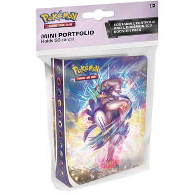 Pokemon Sword & Shield 5 Battle Styles Mini Postfolio