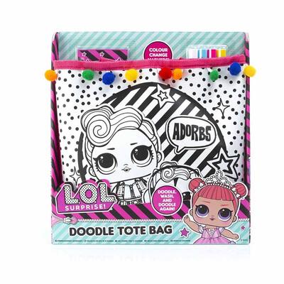 LOL Surprise Doodle Tote Bag
