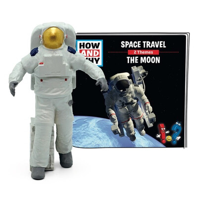 Tonies How & Why Space Travel