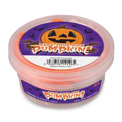 Make Your Own Pumpkin Putty