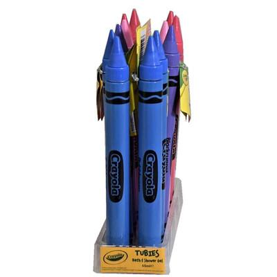 Crayola Tubies Bath & Shower Gel
