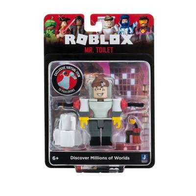 Roblox Mr Toilet Figure