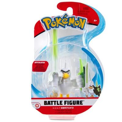 Sirfetch'd Pokemon Figure