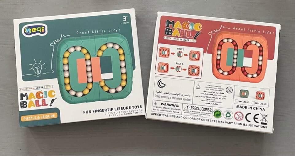 Ball Fidget Puzzle