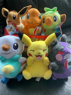 Pokemon Plush Assorted