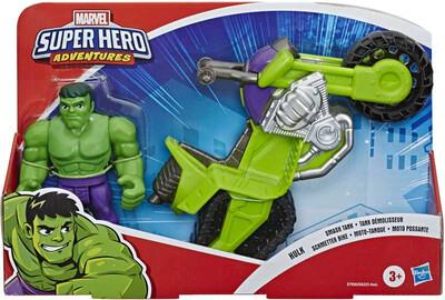 Hulk Motorcycle