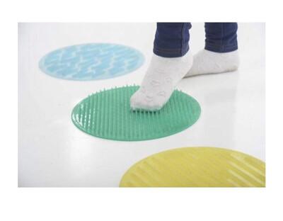 Circle Sensory Disc Foot Size
