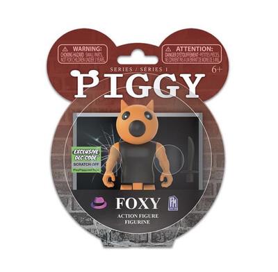Piggy Foxy