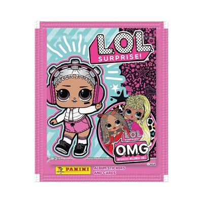 LOL Surprise OMG sticker Pack