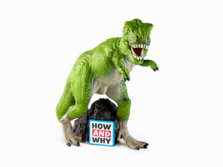 Tonies Dinosaurs How & Why