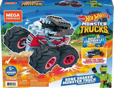 Hot Wheels Bone Shaker Monster Trucks