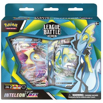 Pokemon Inteleon League Battle Deck