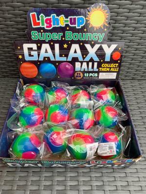 Bouncy Light Up Ball
