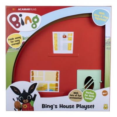 Bing's House Play Set