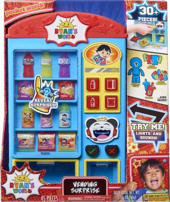 Ryan's World Vending Machine