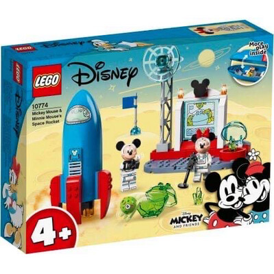 10774 Mickey & Minnie's Rocket House