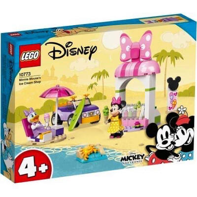 10773 Minnie Mouse Ice Cream Shop