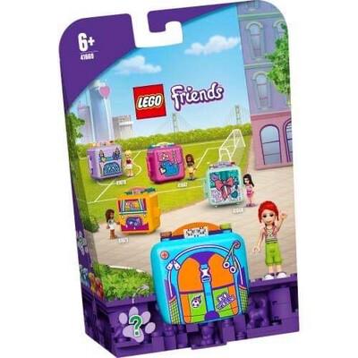 41669 Mia's Soccer Cube
