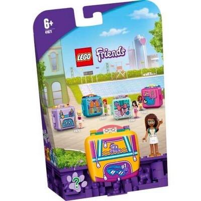 41671 Andrea's Swimming Cube