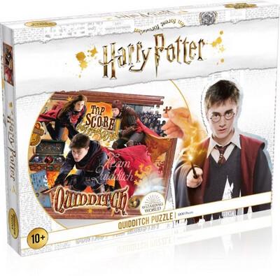 Harry Potter Quidditch 1000pcs Puzzle
