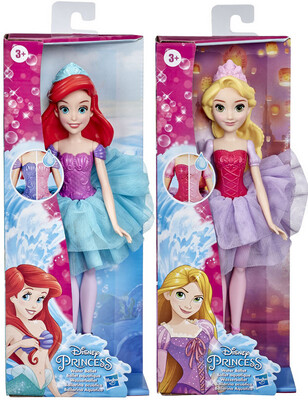 Disney Princess Water Ballet Doll