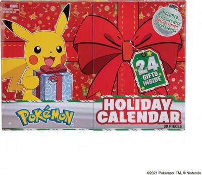 ⚠️ PREORDER ⚠️ Pokemon Advent Calendar