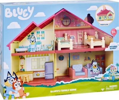 Bluey Family Home
