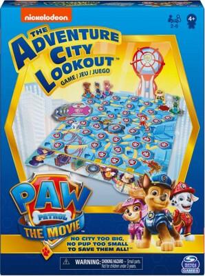 Paw Patrol Adventure City Game