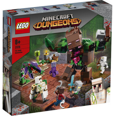 21176 Minecraft The Jungle Abomination
